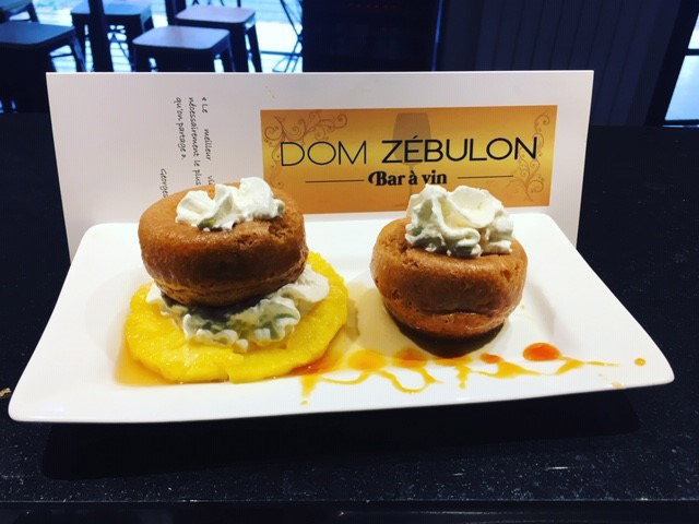 Dom Zebulon 78 Dessert