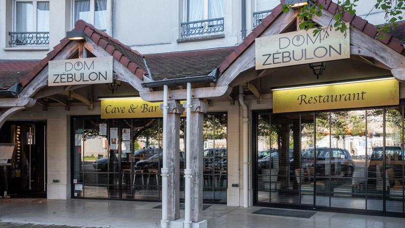 Dom Zebulon 78 Carrière sur Seine